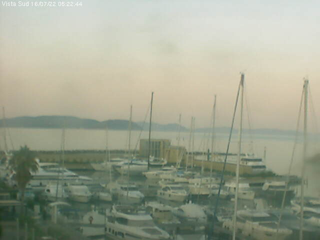 San Vincenzo webcam - San Vincenzo South webcam, Tuscany, Livorno